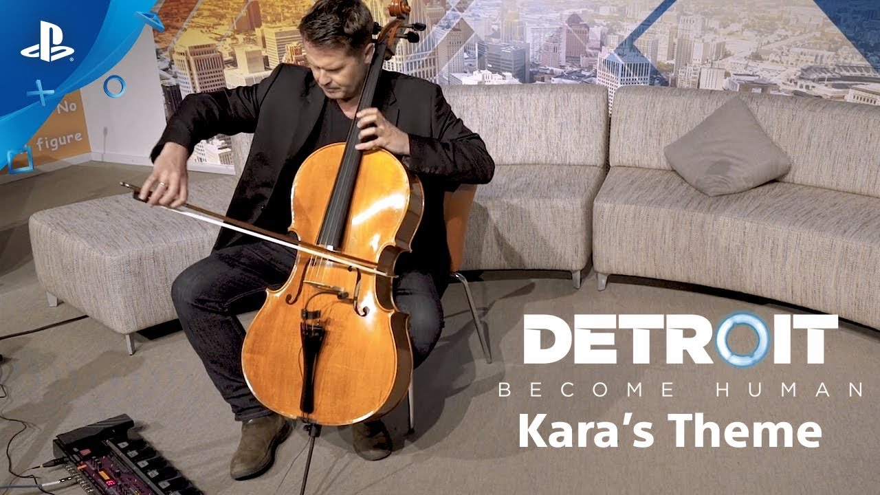 Kara's Theme – The Music of Detroit Become Human | PS4