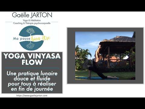 Yoga Vinyasa Flow - Pratique Lunaire - 20min