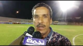 اول تصريح لعبد الفتاح كرماح رئيس وفد الكوكب المراكشي بعد الفوز على الاهلي الليبي -نجمة تيفي