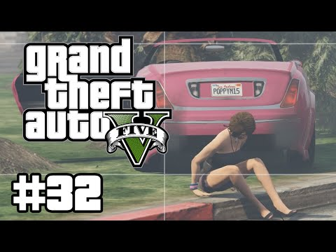 GTA 5 (GTA V) #032 - INTIME PROMI FOTOS ★ Let's Play Grand Theft Auto 5