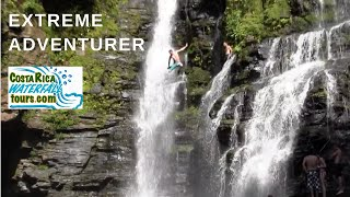 Extreme Adventurer   Costa Rica Waterfall Tours