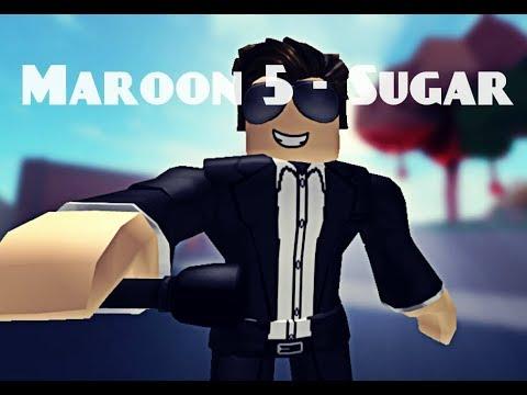 Maroon 5  Sugar ROBLOX MUSIC