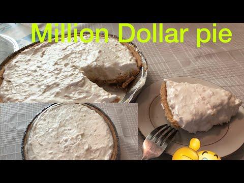 No bake | Million Dollar pie