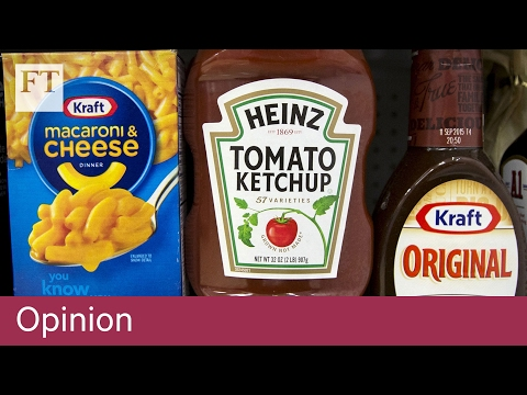 Why Kraft Heinz dropped Unilever bid