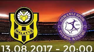 Süper Lig İlhan Cavcav Sezonu 2017/2018 1.Hafta Maçları
