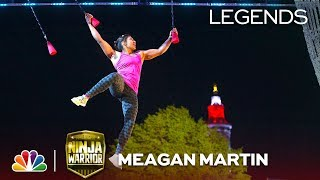 Meagan Martin, First Rookie to Finish Qualifiers: Denver City Qualifiers - American Ninja Warrior