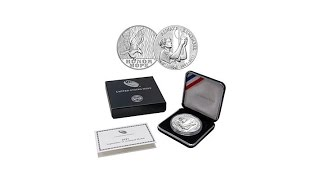 2011 September 11th National Medal Silver Proof Coin