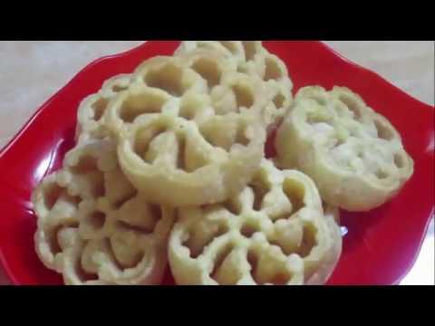 Resep Cara Membuat Kue Kembang Goyang Renyah Cocok Buat Lebaran
