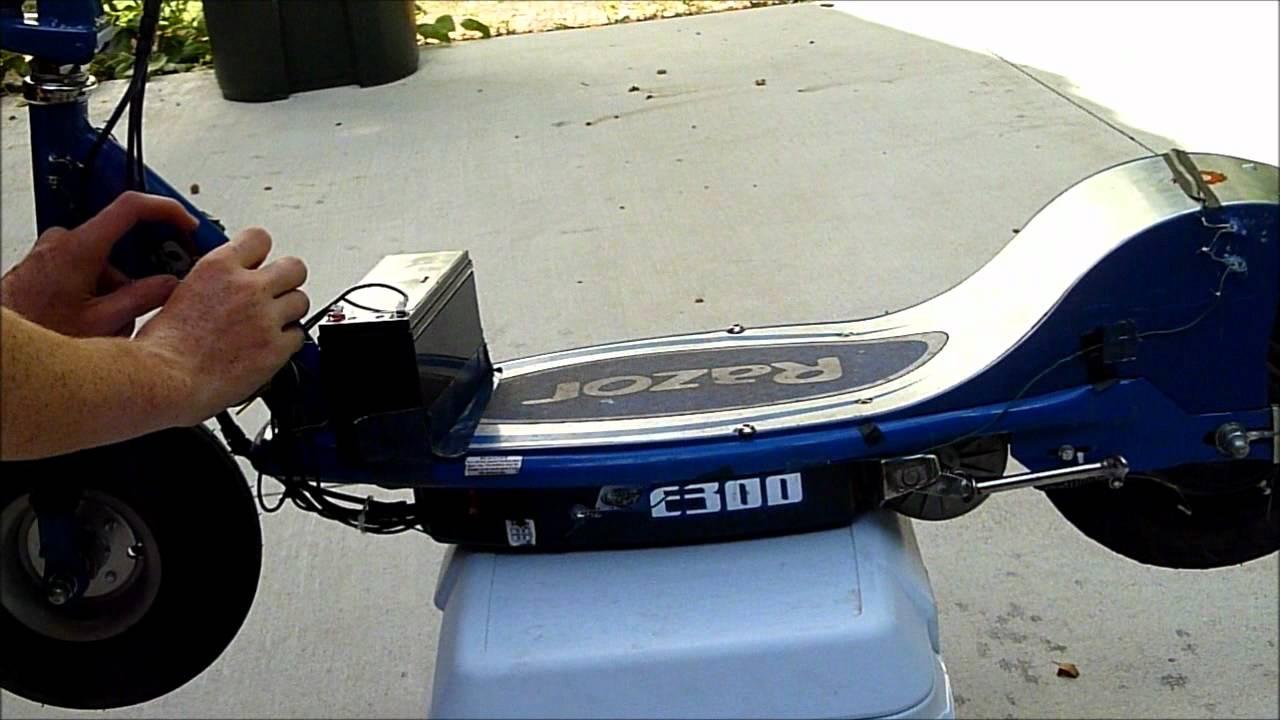Razor E100 Scooter Wiring Diagram E 100 Wire Schematic