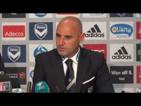 Kevin Muscat appointed Head Coach of Melbourne Victory