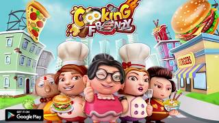 Cooking Frenzy: Chef Restaurant Crazy Cooking Game