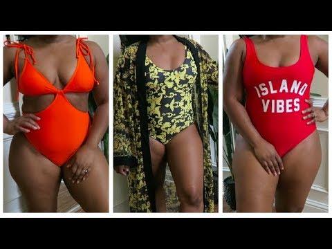 Keep It Cute Sis: Swim Suit Haul F/Shein