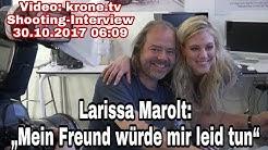 """Larissa Marolt """"Mein Freund würde mir leid tun"""""""