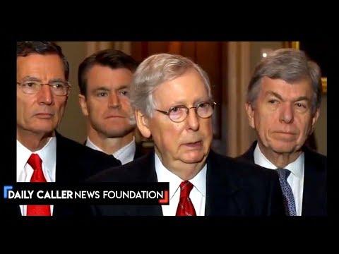 GOP Senators Shoot Down Impeachment Talk