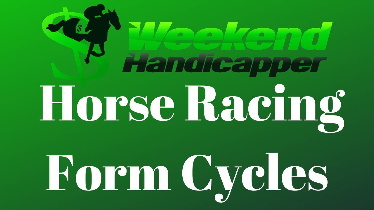 Download How to Understand Form Cycles in Horse Racing