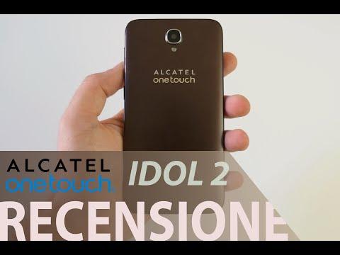 Alcatel One Touch Idol 2, recensione in italiano