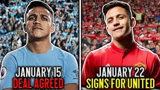 10 Transfers That Were HIJACKED | Part 2