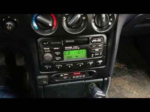 Ford CD changer emulator (atmega 328p +Bluetooth Flac APE MP3 decoder board)