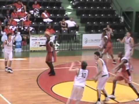 Centrobasket U17 2007  / 2007 Centrobasket U17 Highlights