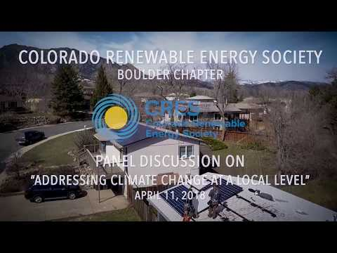 Addressing Climate Change at a Local Level | Panel Discussion with Local City Council-Members