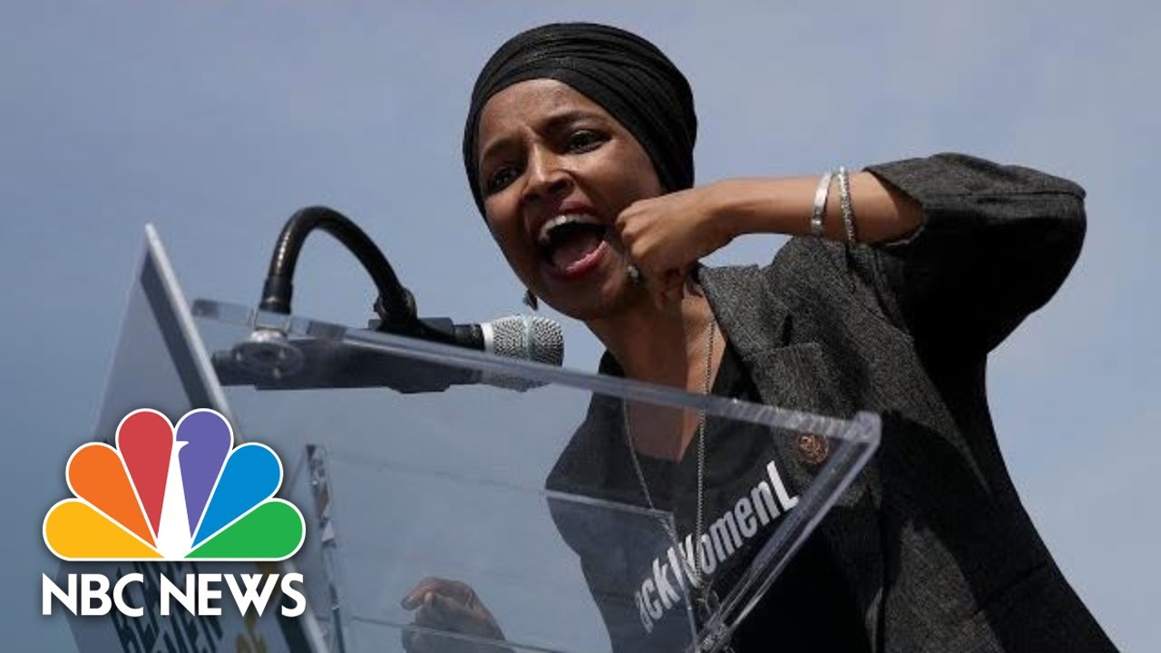 Representative Ilhan Omar: This Will Not Be The Country Of Xenophobics | NBC News