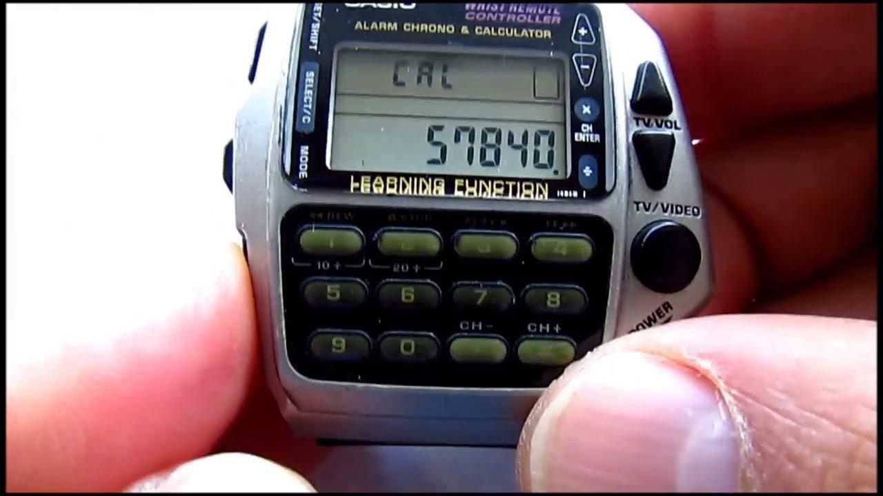 Casio Cmd 40 Watch
