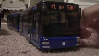MTA Toy Articulated Bus Toy Collection [ Original ]