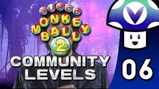 [Vinesauce] Vinny - Super Monkey Ball 2: Community Levels (part 6)