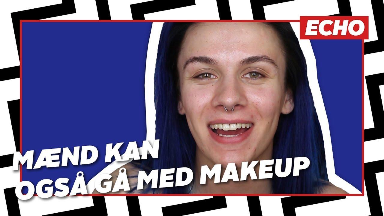 makeup til mænd