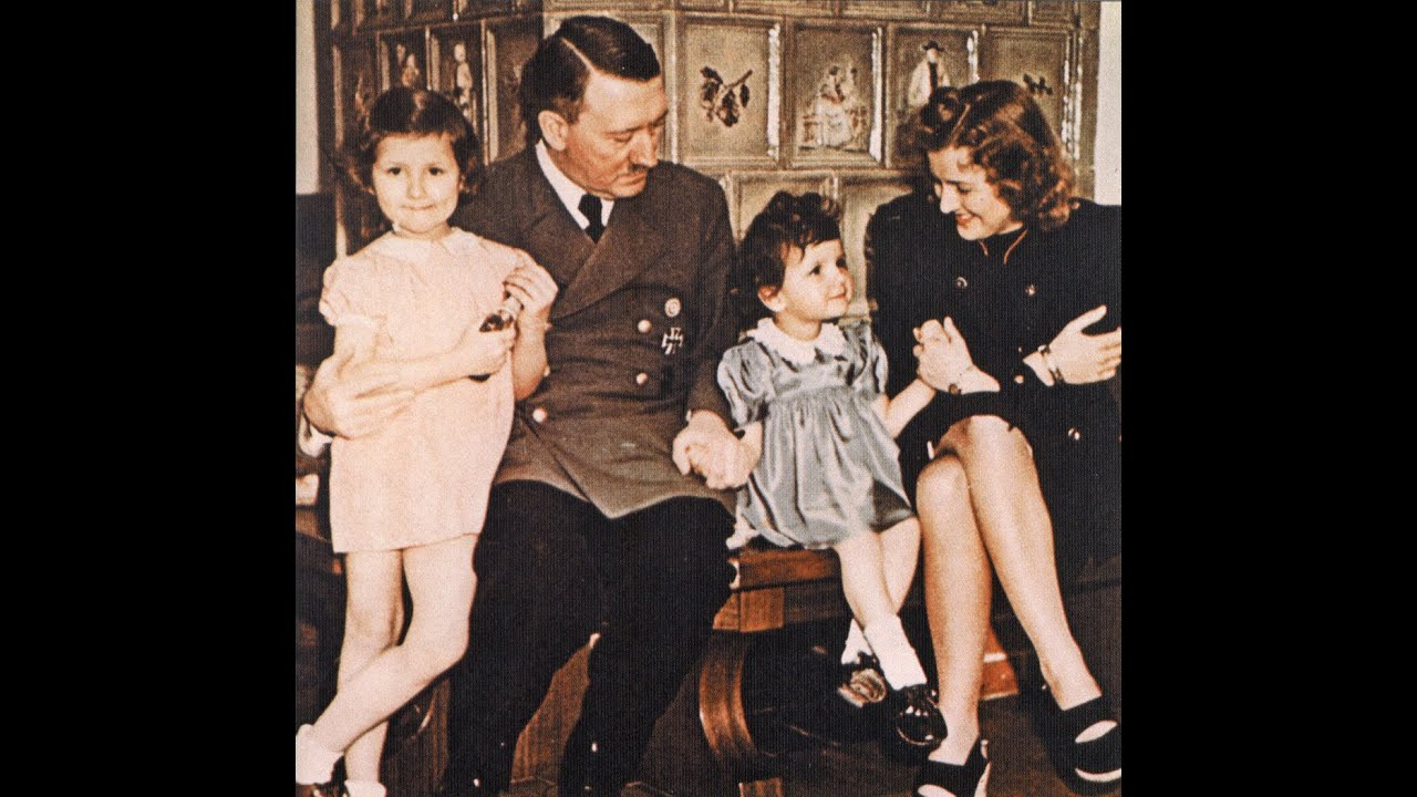 Nazi Princesses - The Fates of Top Nazis' Wives & Mistresses