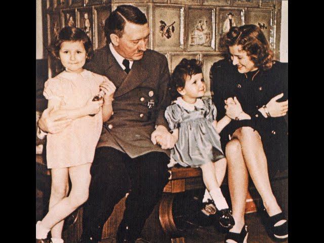 Nazi Princesses - The Fates of Top Nazis' Wives & Mistresses