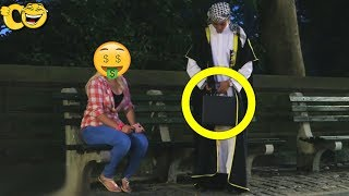 😱 See what She did when she knew that he is a rich Prince of Dubai 🤑