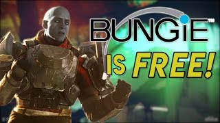 Bungie Is Free! Or Are They...?