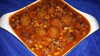 آموزش خورش ترشی قورما غذای سنتی وخوشمزه اردبیل از مامان تی وی