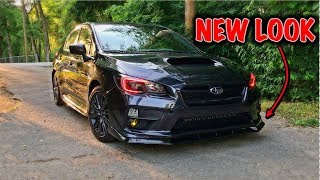Rebuilt Subaru WRX NEW LOOK!