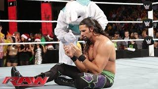 R-Truth vs. Adam Rose: Raw, December 22, 2014
