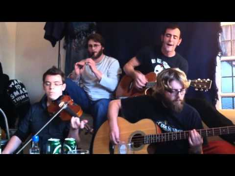 The Lagan - Work Away (Live Acoustic)