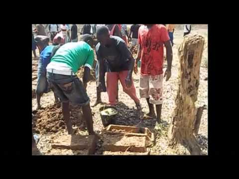 A Day in the Life - Masingbi Town Students