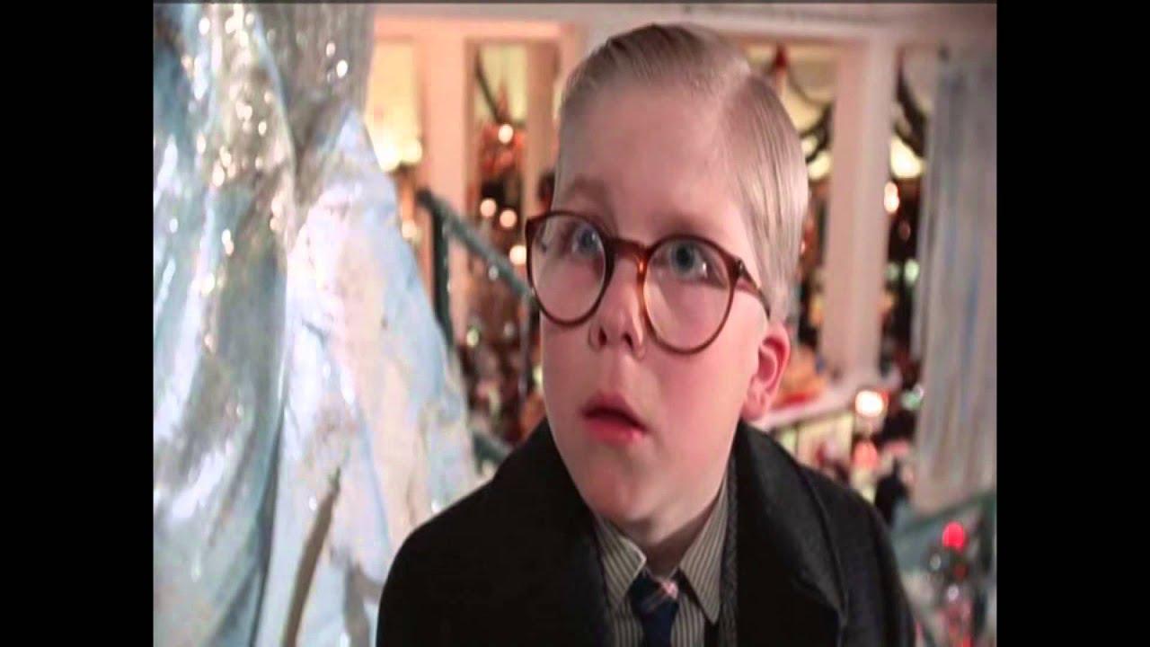 A Christmas Story-Ralphie's Revenge: Recut Horror Trailer - YouTube