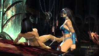 Прохождение Mortal Kombat 9 Kitana
