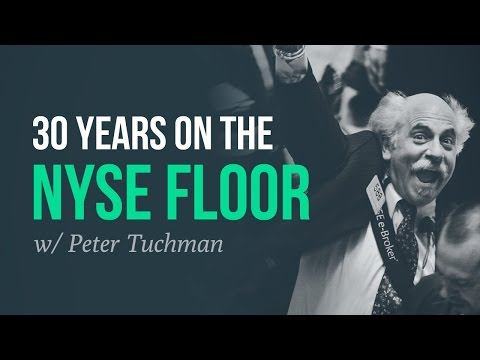 A Lesson in Wall St History | Peter Tuchman, aka NYSEinstein