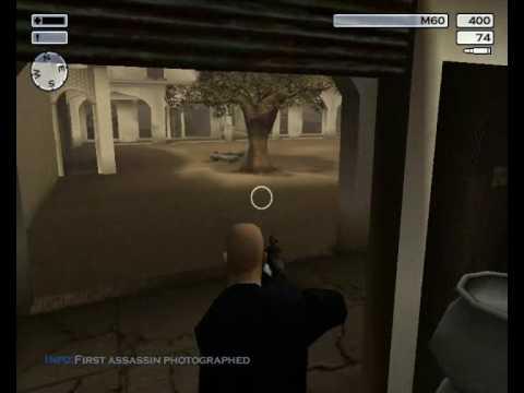 Hitman 2: Mission 16 - Temple City Ambush
