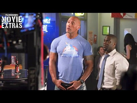 Go Behind the Scenes of Central Intelligence (2016)
