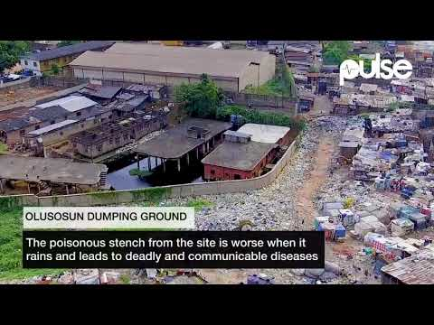Lagos State's Toxic Nightmare | Pulse TV Drone Stories