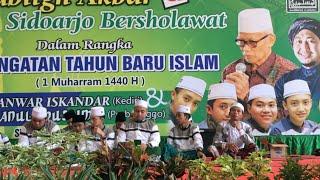 """""""TERBARU"""" Sidoarjo Bersholawat bersma majlis Syubbanul muslimin"""