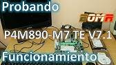 Biostar p4m890-m7 se lga 775 via p4m890 micro atx intel.