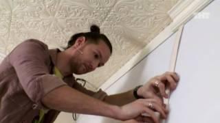 видео Светильники потолочные встраиваемые - использование элементов освещения в интерьере, виды