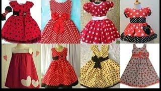 Latest baby cotton frock design 2019