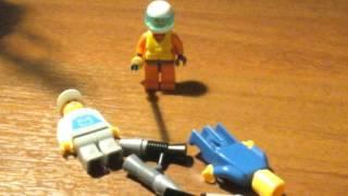 Лего звёздные войны Приключения Wильяма 7 серия конец 1 сезона