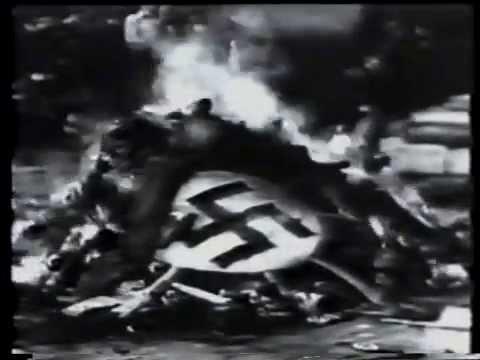 A queda de Berlim para os soviéticos - Documentário - 1945